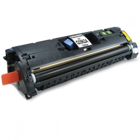 TONER DO HP C9702 YELLOW ZAMIENNIK