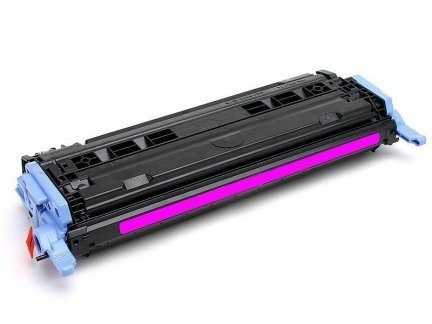 Toner Do HP Q6003A Zamiennik purpurowy / magenta