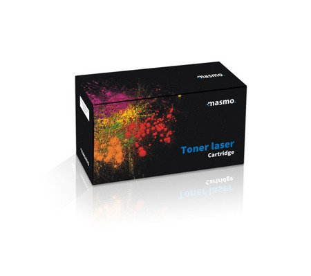Toner MASMO do HP CF412X żółty / yellow