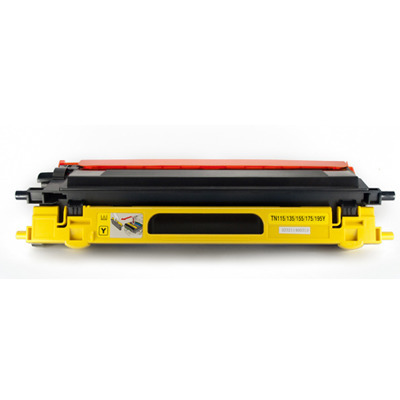 Toner do Brother TN115/135 żółty / yellow 100% nowy zamiennik