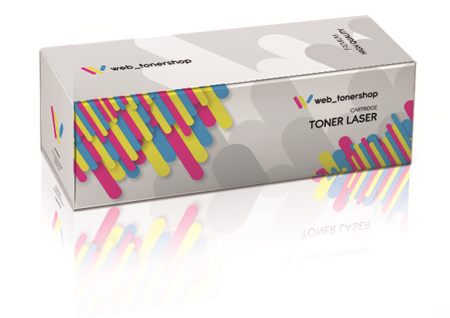 Toner zamienny do HP CF400X czarny / black NEW1