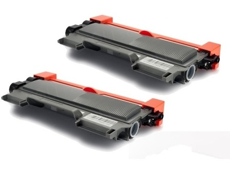 Zestaw 2x toner do Brother TN2220 zamienniki